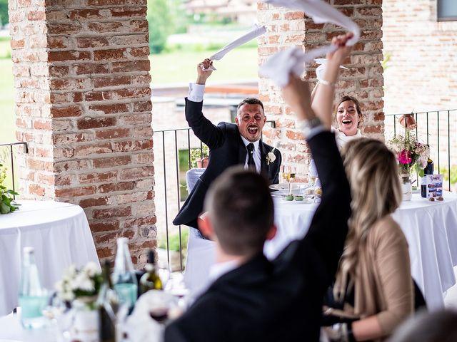 Il matrimonio di Alex e Roberta a Ciriè, Torino 36