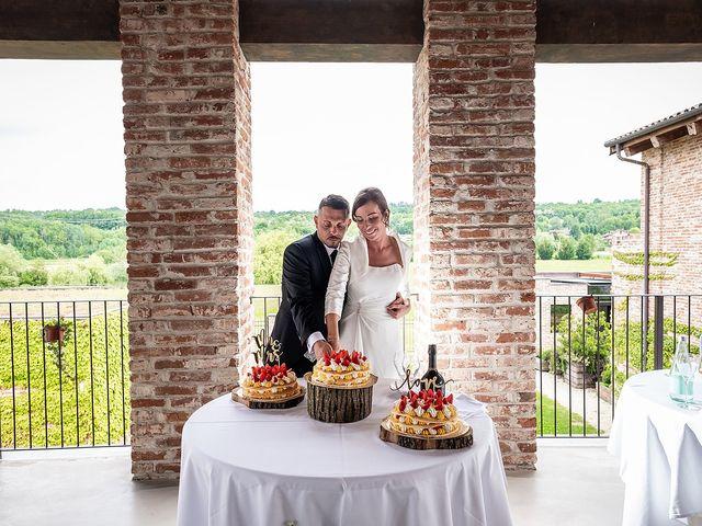 Il matrimonio di Alex e Roberta a Ciriè, Torino 39
