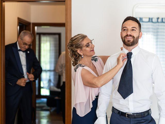 Il matrimonio di Daniele e Nausicaa a Gussago, Brescia 2