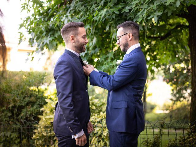 Il matrimonio di Daniele e Nausicaa a Gussago, Brescia 4