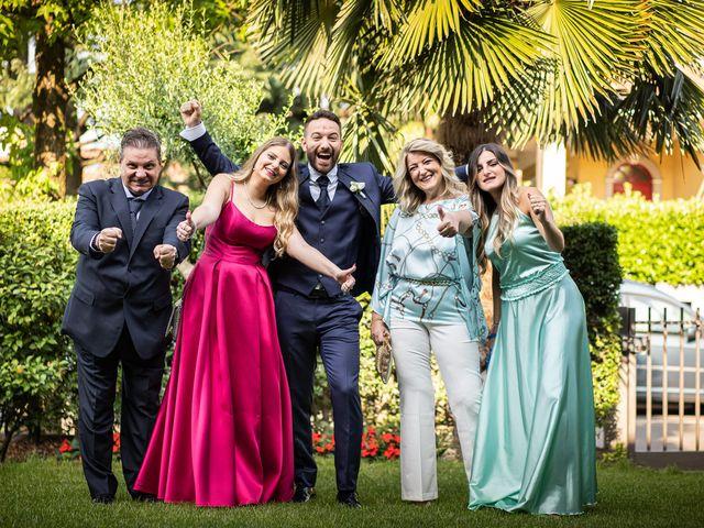 Il matrimonio di Daniele e Nausicaa a Gussago, Brescia 6