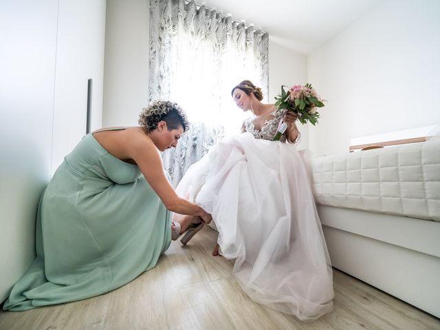 Il matrimonio di Daniele e Nausicaa a Gussago, Brescia 12