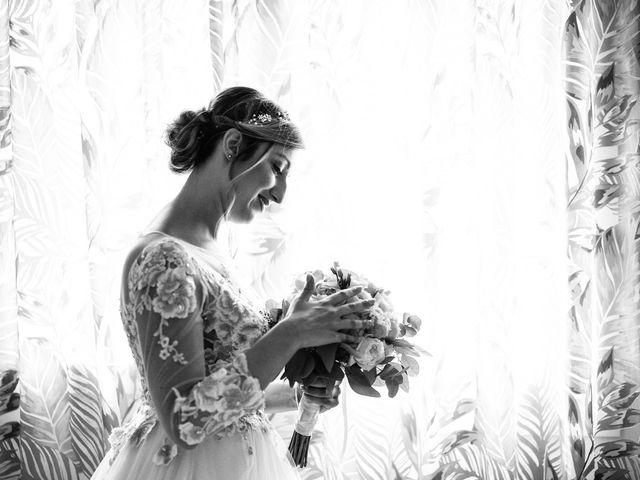 Il matrimonio di Daniele e Nausicaa a Gussago, Brescia 15