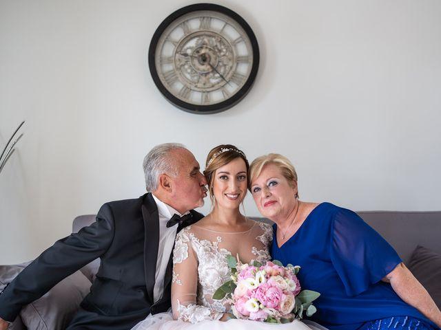 Il matrimonio di Daniele e Nausicaa a Gussago, Brescia 17
