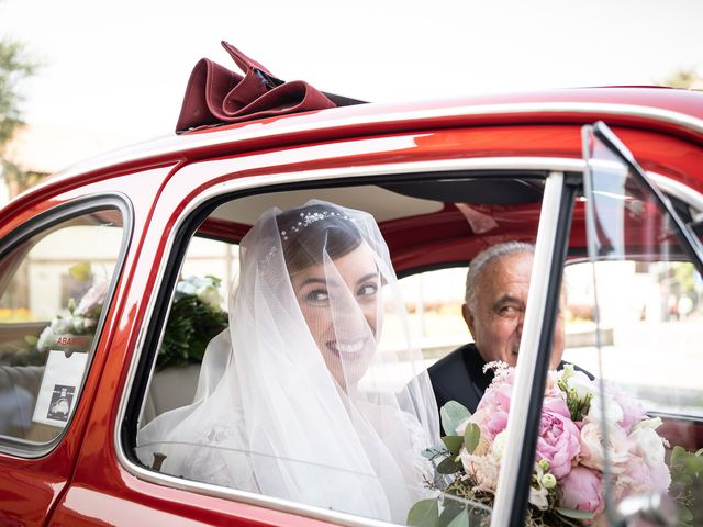 Il matrimonio di Daniele e Nausicaa a Gussago, Brescia 19
