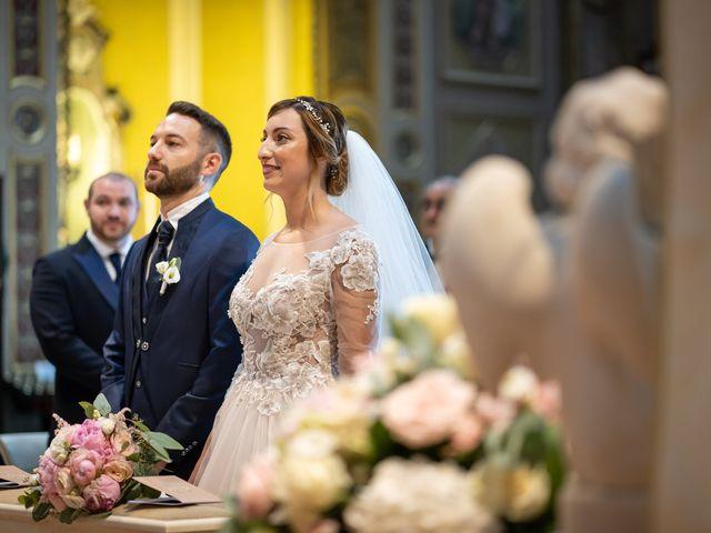 Il matrimonio di Daniele e Nausicaa a Gussago, Brescia 24