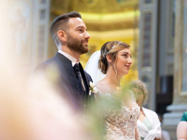 Il matrimonio di Daniele e Nausicaa a Gussago, Brescia 25