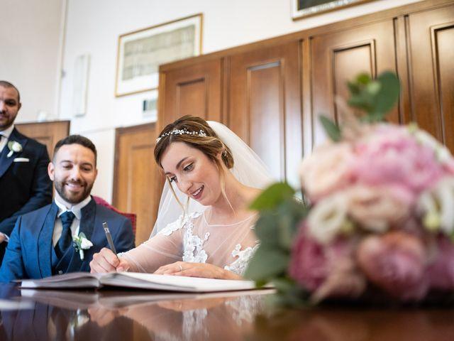 Il matrimonio di Daniele e Nausicaa a Gussago, Brescia 29