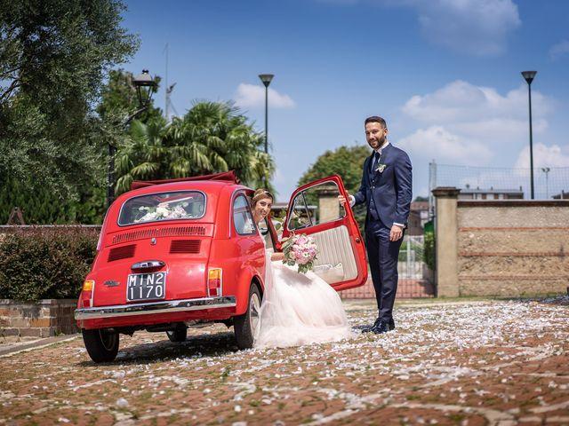 Il matrimonio di Daniele e Nausicaa a Gussago, Brescia 32