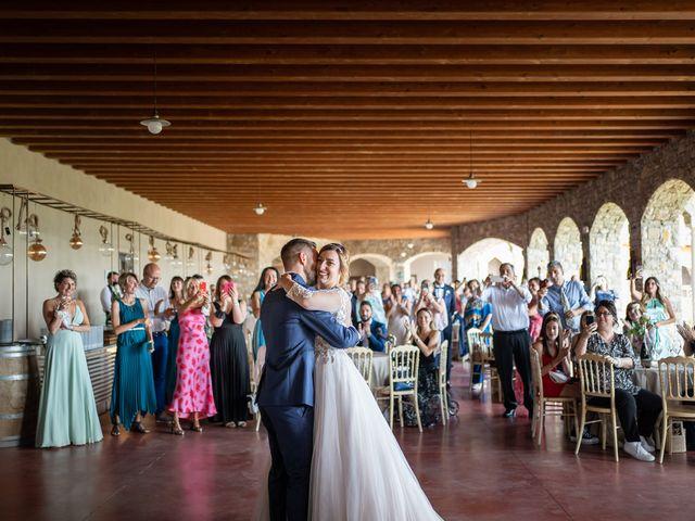 Il matrimonio di Daniele e Nausicaa a Gussago, Brescia 35