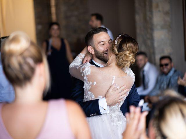 Il matrimonio di Daniele e Nausicaa a Gussago, Brescia 39