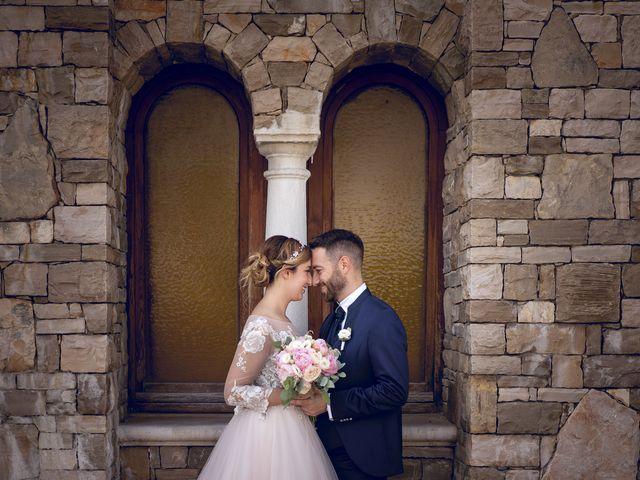 Il matrimonio di Daniele e Nausicaa a Gussago, Brescia 41