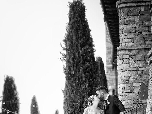 Il matrimonio di Daniele e Nausicaa a Gussago, Brescia 42
