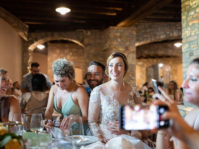 Il matrimonio di Daniele e Nausicaa a Gussago, Brescia 45