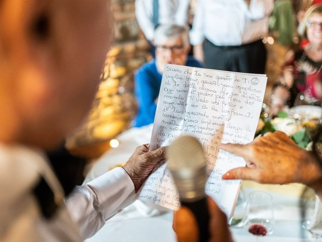 Il matrimonio di Daniele e Nausicaa a Gussago, Brescia 46