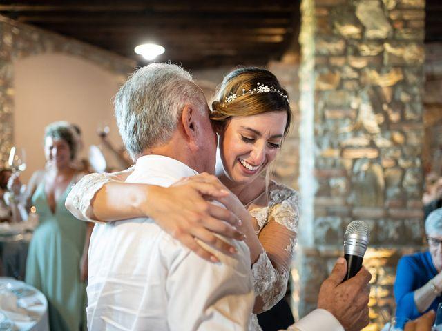 Il matrimonio di Daniele e Nausicaa a Gussago, Brescia 47