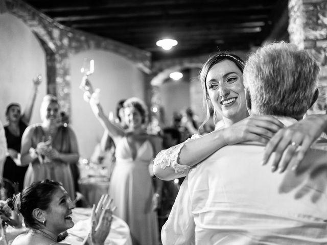 Il matrimonio di Daniele e Nausicaa a Gussago, Brescia 48