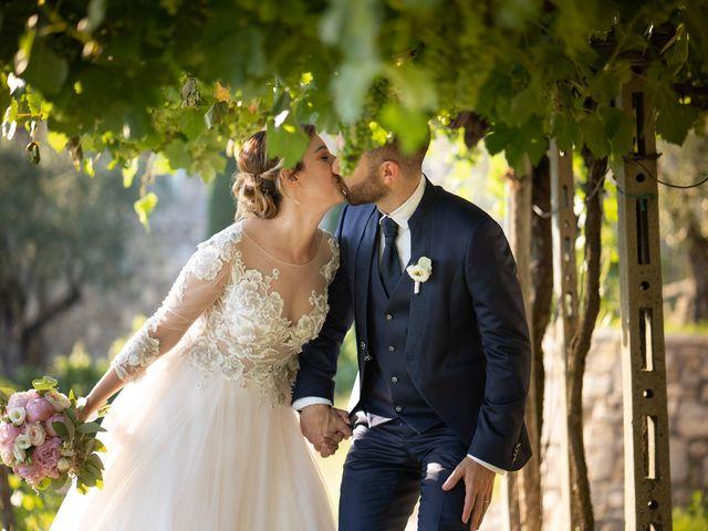 Il matrimonio di Daniele e Nausicaa a Gussago, Brescia 49