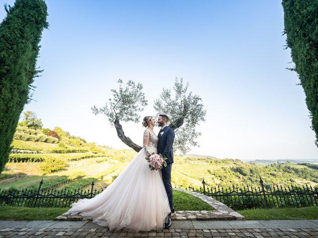 Il matrimonio di Daniele e Nausicaa a Gussago, Brescia 55