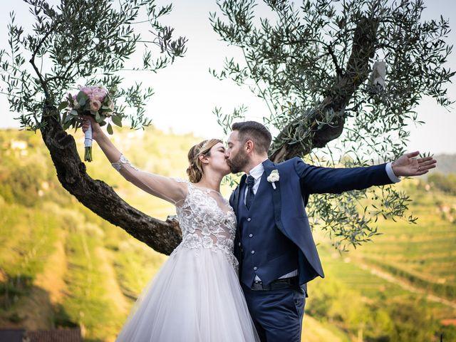 Il matrimonio di Daniele e Nausicaa a Gussago, Brescia 56