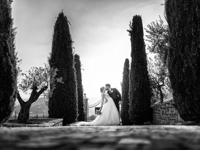 Il matrimonio di Daniele e Nausicaa a Gussago, Brescia 57