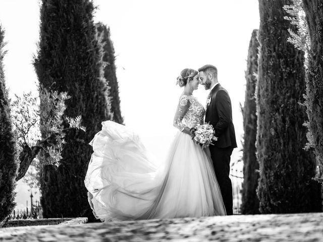 Il matrimonio di Daniele e Nausicaa a Gussago, Brescia 58