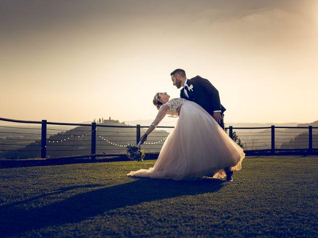 Il matrimonio di Daniele e Nausicaa a Gussago, Brescia 59