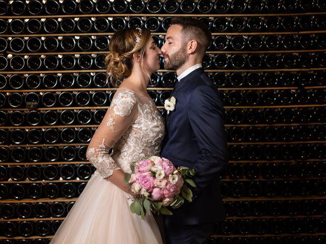 Il matrimonio di Daniele e Nausicaa a Gussago, Brescia 60