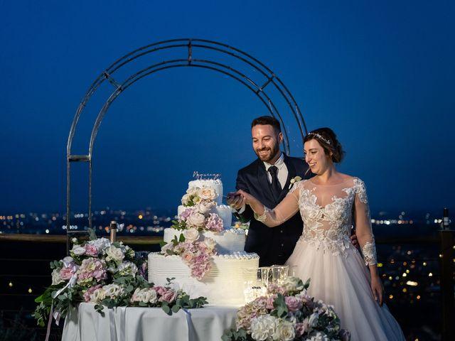 Il matrimonio di Daniele e Nausicaa a Gussago, Brescia 62