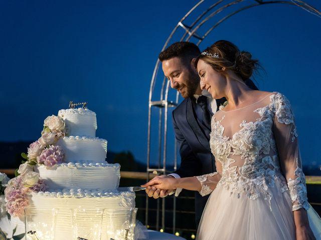 Il matrimonio di Daniele e Nausicaa a Gussago, Brescia 63