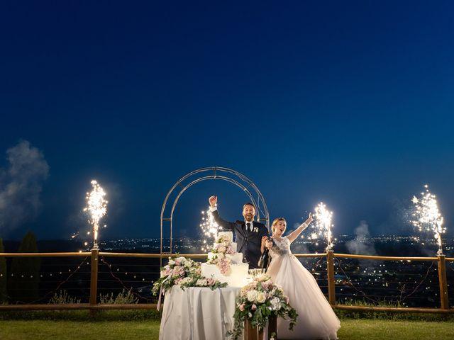 Il matrimonio di Daniele e Nausicaa a Gussago, Brescia 64