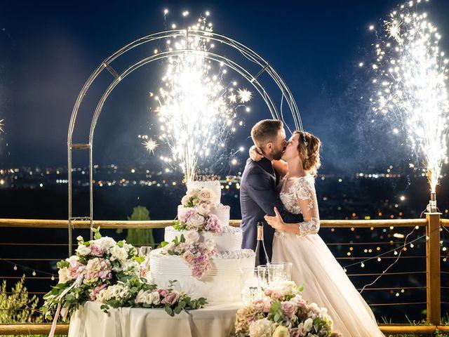 Il matrimonio di Daniele e Nausicaa a Gussago, Brescia 65