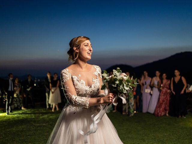 Il matrimonio di Daniele e Nausicaa a Gussago, Brescia 68