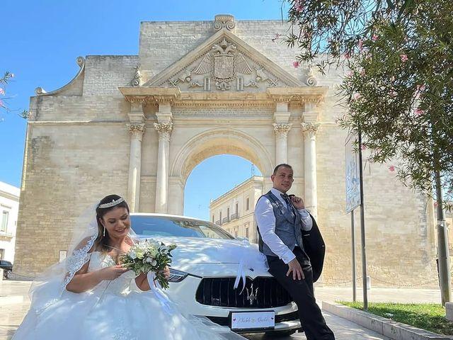 Il matrimonio di Michele  e Claudia a Lecce, Lecce 10