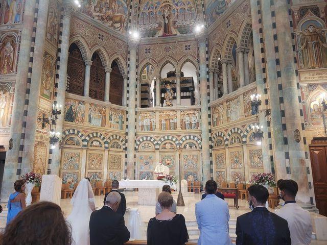Il matrimonio di Michele  e Claudia a Lecce, Lecce 12