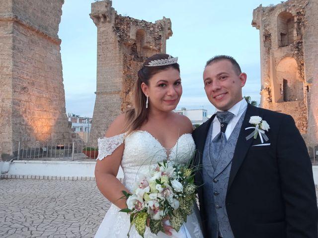 Il matrimonio di Michele  e Claudia a Lecce, Lecce 16