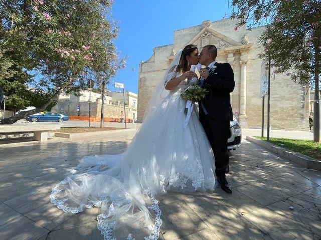 Il matrimonio di Michele  e Claudia a Lecce, Lecce 19