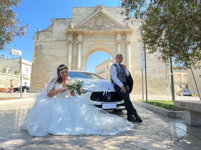 Il matrimonio di Michele  e Claudia a Lecce, Lecce 24