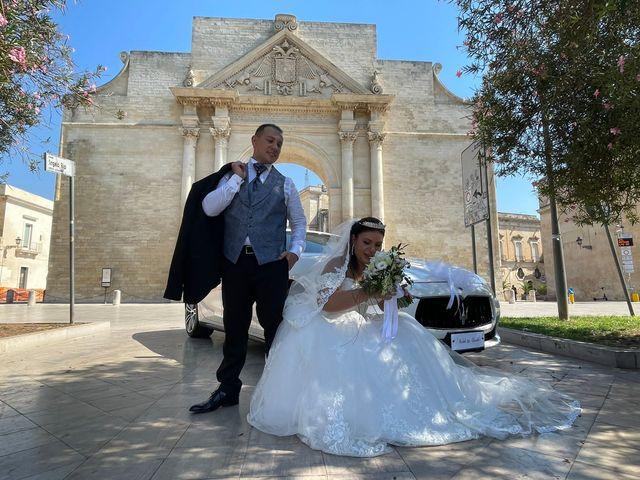 Il matrimonio di Michele  e Claudia a Lecce, Lecce 28