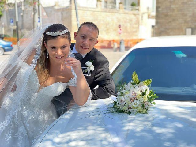 Il matrimonio di Michele  e Claudia a Lecce, Lecce 30