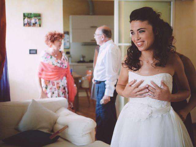 Il matrimonio di Keith e Valeria a Faenza, Ravenna 6