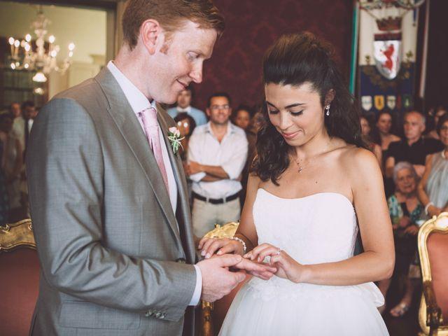 Le nozze di Valeria e Keith
