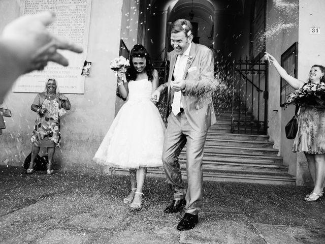 Il matrimonio di Keith e Valeria a Faenza, Ravenna 11