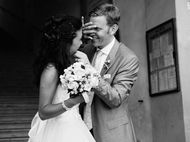 Il matrimonio di Keith e Valeria a Faenza, Ravenna 12