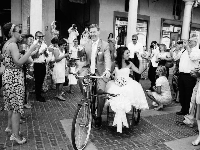 Il matrimonio di Keith e Valeria a Faenza, Ravenna 2