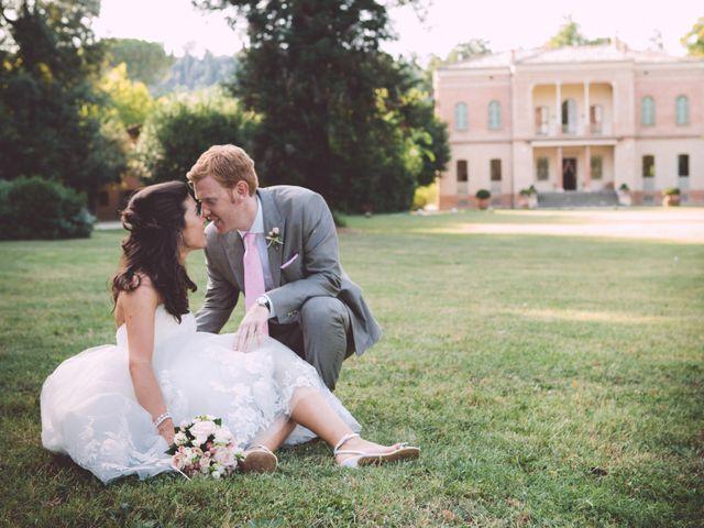 Il matrimonio di Keith e Valeria a Faenza, Ravenna 14