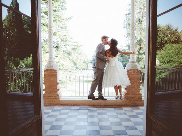 Il matrimonio di Keith e Valeria a Faenza, Ravenna 17