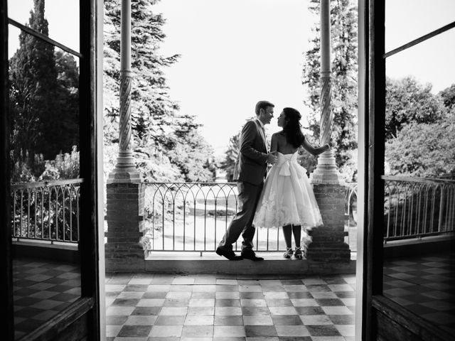 Il matrimonio di Keith e Valeria a Faenza, Ravenna 18