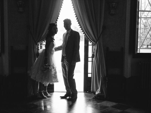 Il matrimonio di Keith e Valeria a Faenza, Ravenna 19