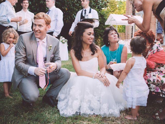 Il matrimonio di Keith e Valeria a Faenza, Ravenna 20